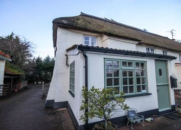 Thumbnail 2 bedroom cottage to rent in Sidmouth Road, Clyst St. Mary, Exeter