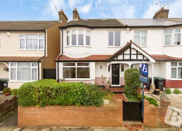 Thumbnail 4 bed end terrace house for sale in Woodfield Avenue, Gravesend, Kent