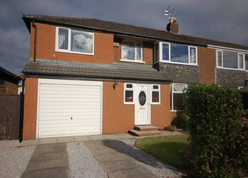 Thumbnail 5 bed semi-detached house for sale in Kirkstone Avenue, Blackburn