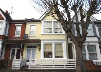 Thumbnail 3 bedroom terraced house for sale in Quebec Avenue, Southend-On-Sea