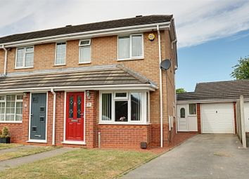 Thumbnail 2 bed semi-detached house for sale in Nairn Road, Bloxwich, Walsall