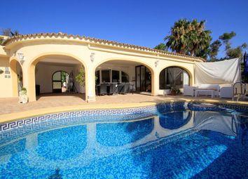 Thumbnail 3 bed villa for sale in Comunitat Valenciana, Alicante, Teulada