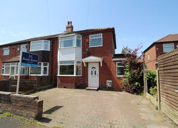 3 bed semi-detached house for sale in Hinstock Crescent, Gorton, Manchester M18