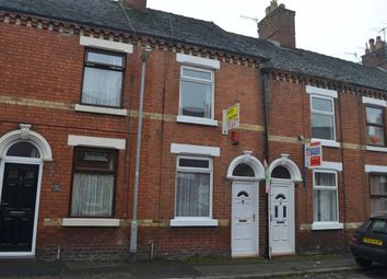 Thumbnail 2 bed terraced house to rent in Grove Street, Leek