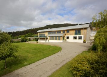 Thumbnail 4 bedroom detached house for sale in The Walled Garden, Rhives, Golspie