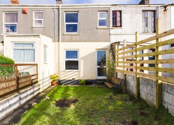 Thumbnail 2 bed terraced house for sale in Carn View Terrace, Redruth