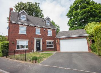 Thumbnail 5 bed detached house for sale in Shaftsbury Drive, Burntwood