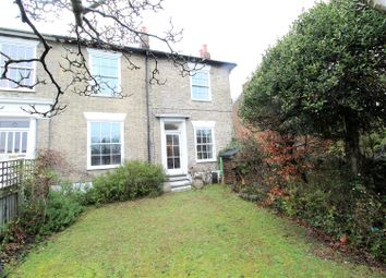 Thumbnail 4 bed semi-detached house for sale in Bank Road, Ipswich