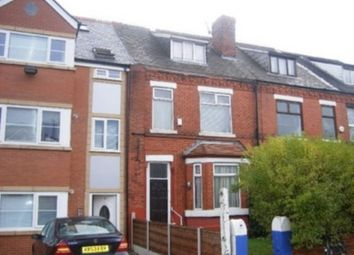 Thumbnail 9 bed terraced house to rent in Ladybarn Lane, Fallowfield, Manchester