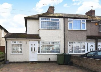 Thumbnail 3 bed semi-detached house for sale in Cranford Avenue, Staines-Upon-Thames