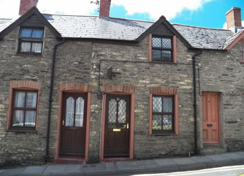 Thumbnail 2 bed terraced house for sale in Feidrfair, Cardigan