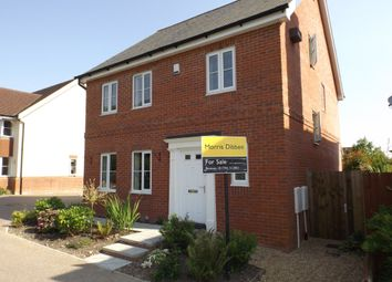 Thumbnail 5 bed property for sale in Chivers Road, Abbotswood, Romsey, Hampshire