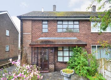 Thumbnail 3 bed semi-detached house for sale in York Road, Weston Coyney