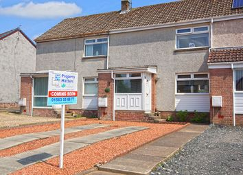 Thumbnail 2 bed terraced house for sale in Benrig Avenue, Kilmaurs