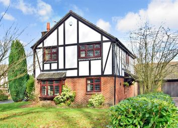 Thumbnail 4 bed detached house for sale in Russet Way, North Holmwood, Dorking, Surrey