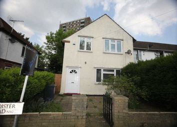 Thumbnail 3 bed semi-detached house to rent in Cloister Road, London