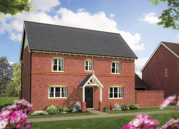 "Thumbnail 4 bed detached house for sale in ""The Montpellier"" at The Poppies, Meadow Lane, Moulton, Northwich"