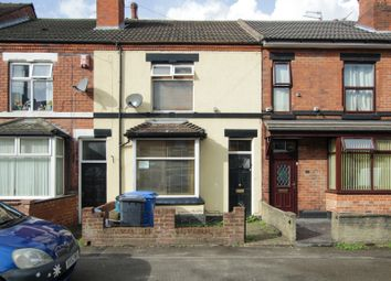 Thumbnail 2 bed terraced house for sale in South Oak Street, Burton-On-Trent