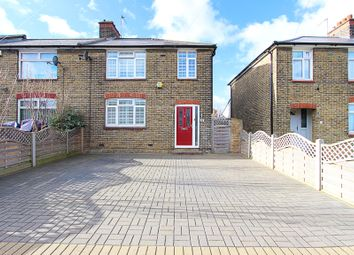 Thumbnail 3 bed end terrace house for sale in St. Johns Road, Dartford, Kent
