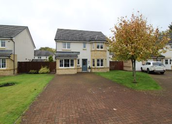 Thumbnail 4 bed detached house for sale in Old Rome Drive, Kilmarnock