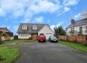 Thumbnail 4 bed detached bungalow for sale in Caemorgan Road, Cardigan