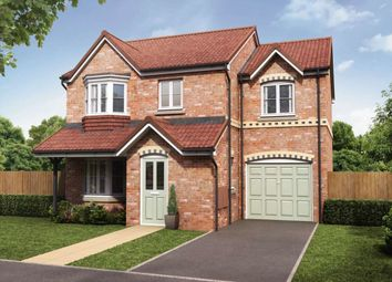 Thumbnail 4 bed detached house for sale in Scrooby Road, Harworth, Doncaster