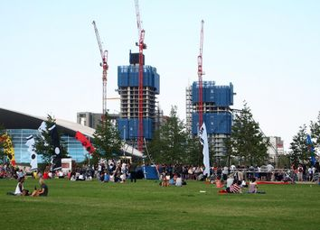 Thumbnail 2 bed flat for sale in Glasshouse Gardens, 14th Floor (West), Westfield Avenue, Stratford, London