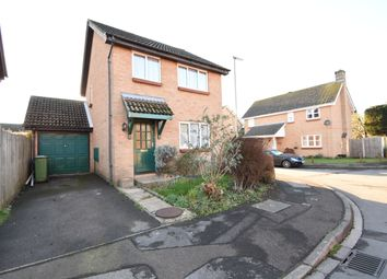 Thumbnail 3 bed detached house to rent in Brookside Way, West End, Southampton