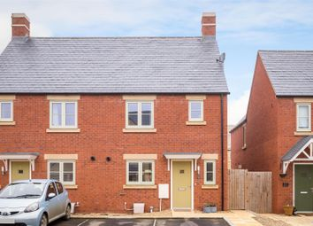 Thumbnail 3 bed semi-detached house for sale in Beechcraft Road, Upper Rissington, Cheltenham