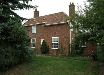 Thumbnail Semi-detached house for sale in 4 Bungay Road, Scole, Diss, Norfolk
