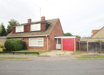 Thumbnail 3 bed semi-detached house to rent in Beech Drive, St. Ives, Huntingdon