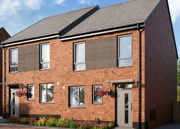 """Thumbnail 3 bed property for sale in """"The Emerald At Brimstone, Frickley"""" at Lapwing Road, South Elmsall, Pontefract"""