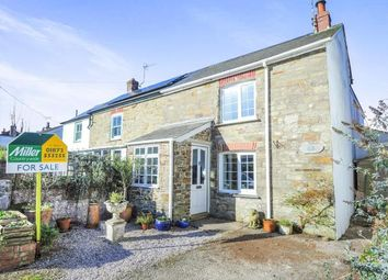 Thumbnail 3 bedroom semi-detached house for sale in St Agnes, Truro, Cornwall