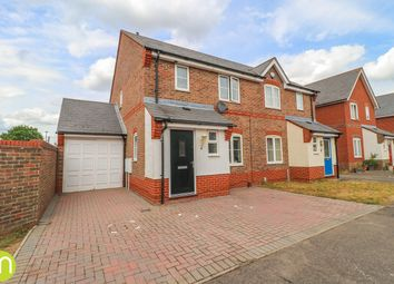 Thumbnail 4 bed semi-detached house for sale in Threshers End, Stanway, Colchester
