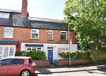 Thumbnail 2 bed end terrace house for sale in Runcorn Road, Balsall Heath, Birmingham
