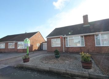 Thumbnail 2 bed bungalow to rent in Horwood Avenue, Hillheads Estate, Newcastle Upon Tyne