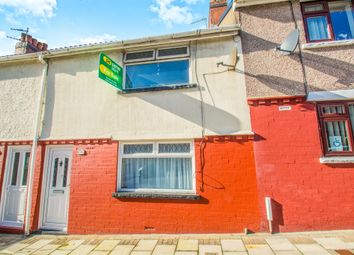 Thumbnail 3 bed terraced house for sale in Greys Crescent, Tir-Y-Berth, Hengoed