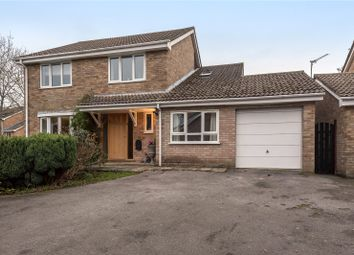 Thumbnail 4 bed detached house for sale in Windsor Gate, Boyatt Wood, Eastleigh, Hampshire