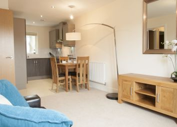 Thumbnail 2 bed flat to rent in Eagles Close, Wantage