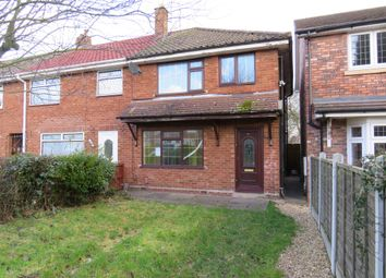 Thumbnail 3 bed end terrace house for sale in Lambah Close, Bilston