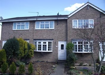 Thumbnail 2 bedroom terraced house to rent in Warren House Close, Bramley, Rotherham