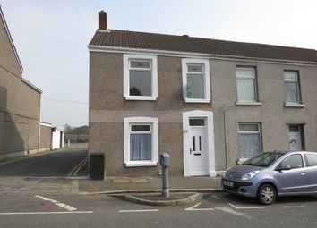 Thumbnail 3 bedroom end terrace house for sale in Neath Road, Plasmarl, Swansea