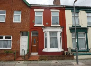 Thumbnail 3 bed terraced house to rent in Seddon Road, Garston, Liverpool