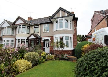 Thumbnail 3 bed end terrace house for sale in Brownshill Green Road, Coundon, Coventry