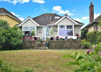 Thumbnail 3 bed detached bungalow for sale in Sidford Road, Sidmouth, Devon