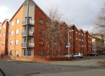 Thumbnail 2 bed flat to rent in Newcastle Street, Manchester