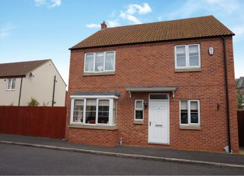 Thumbnail 4 bed detached house for sale in Mellor Way, New Waltham, Grimsby