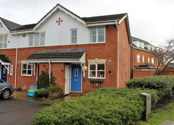 Thumbnail 2 bed end terrace house for sale in Beaufort Road, Ash Vale