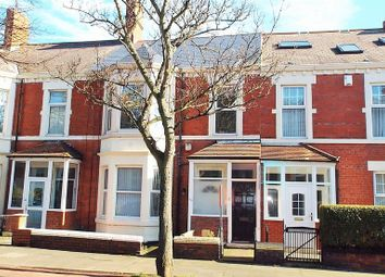 Thumbnail 3 bed flat to rent in Washington Terrace, North Shields