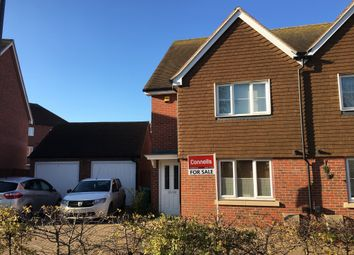 Thumbnail 4 bed semi-detached house for sale in Hargraves Road, Sittingbourne